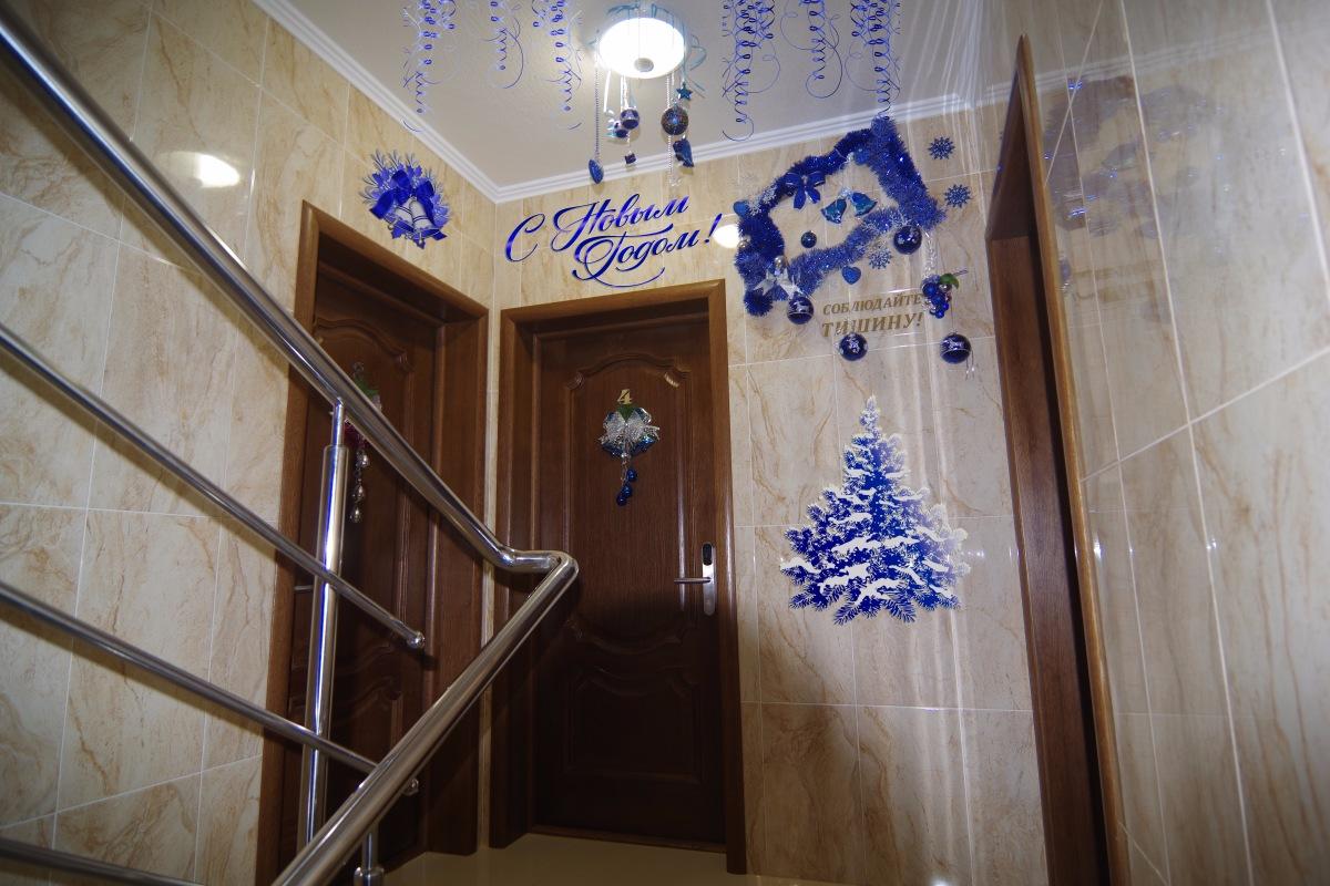Новый год в отеле