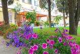 Санаторий в Алуште 3 корпус, 1-но и 2-х комнатные комфортабельные номера без балконов, с видом на центр города, парк и море.