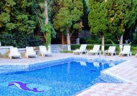 Лидия - Гостиница Алушта бассейн