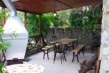 барбекю, площадка для отдыха