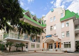 Отель Норд - Крым  Партенит   Отель Норд