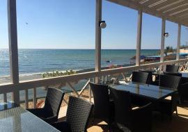 GNEZDO - Ресторан на набережной   Крым Орловка  гостевой дом
