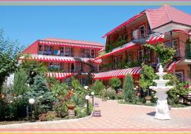 Вилла Виктория - Крым гостиница феодосия   вилла виктория