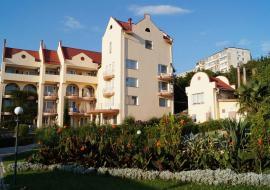 Крымский дворик