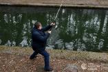 Крым рыбалка в горах форель