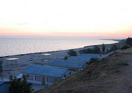 Отдых в  Стерегущем База отдыха - Крым Стерегущее  база отдыха