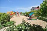 Крым все включено, бассейн, песчаный пляж, отдых с детьми Николаевка  Гостиница