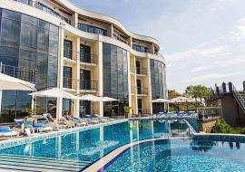 SPA  - Алушта отель spa бассейн