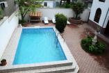 Пансионат  бассейн Алушта