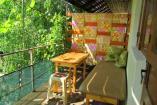 2х КОМНАТНЫЙ с балконом –верандой с  мини кухней